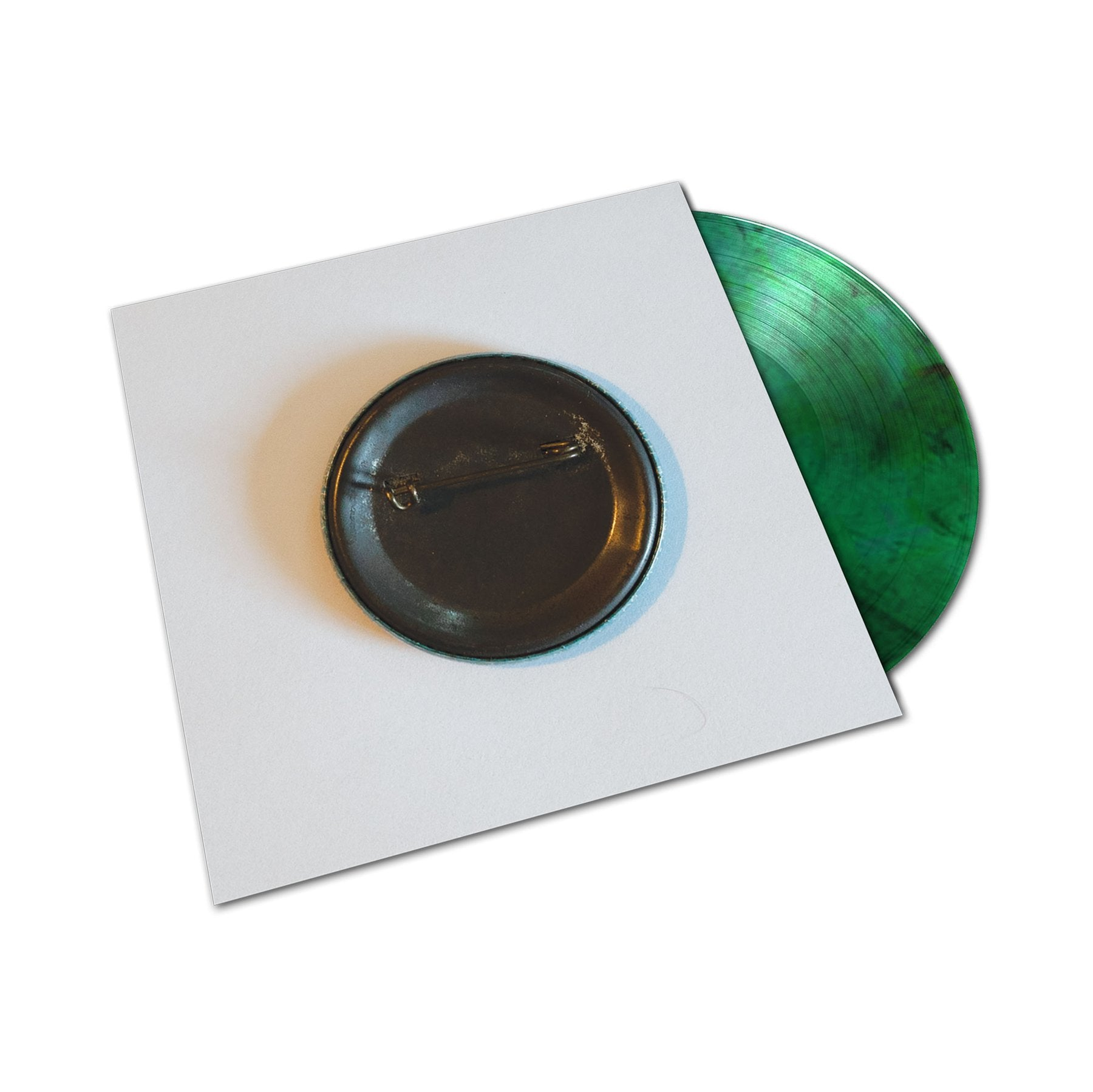 Mac Demarco - Here Comes The Cowboy Green/Black Colour Limited Edition Vinyl Record