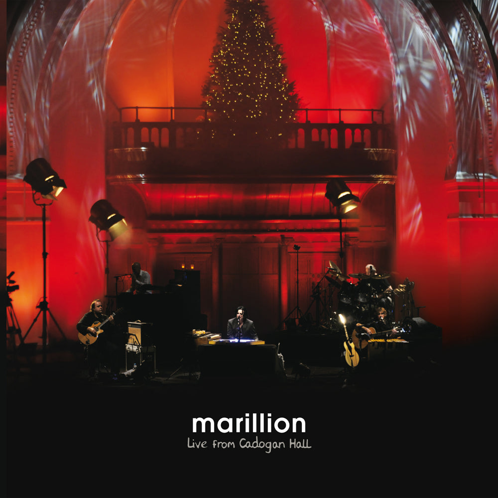 Marillion - Live From Cadogan Hall (National Album Day) 4LP Red Colour Vinyl Record Album