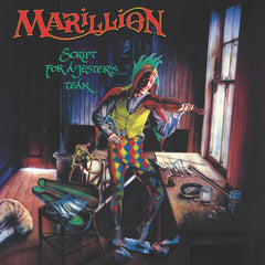 Marillion - Script For A Jester's Tear (Deluxe Edition) 180g 4LP Vinyl Record Box Set