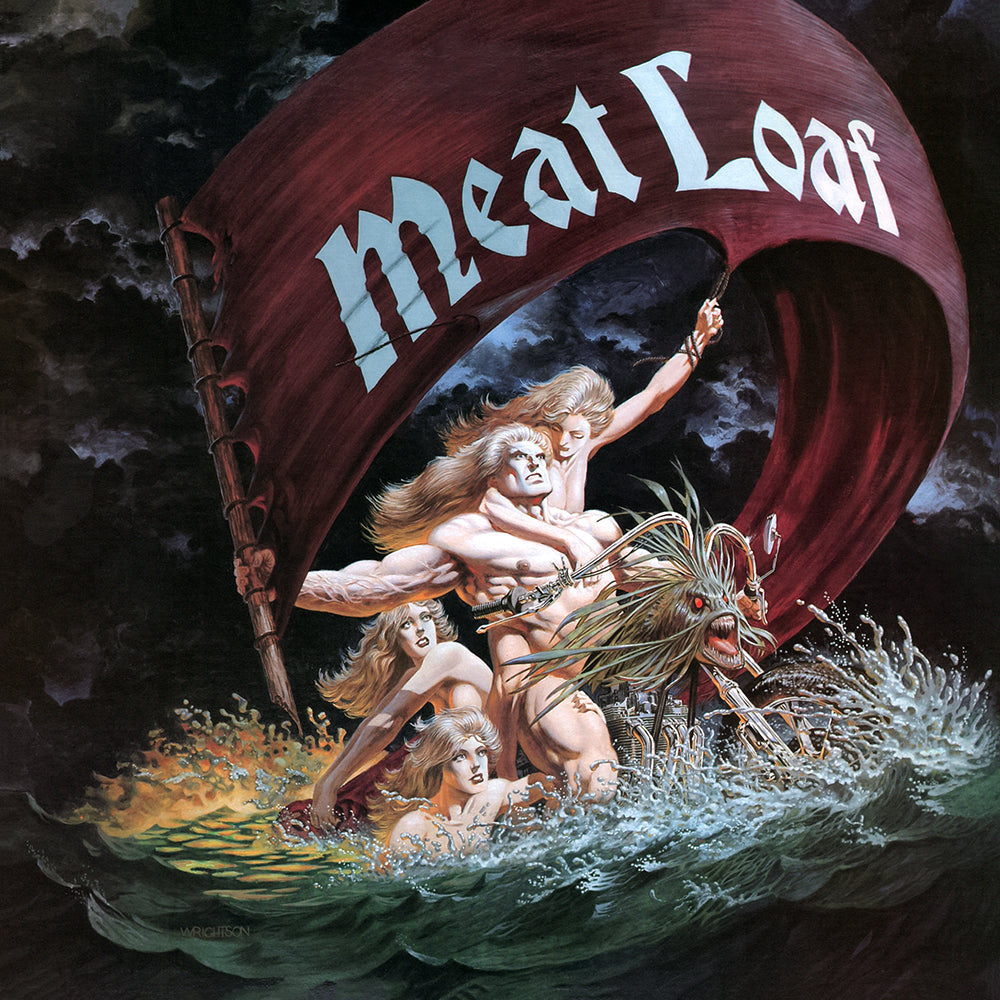 Meat Loaf - Dead Ringer (National Album Day) Violet Colour Record Album