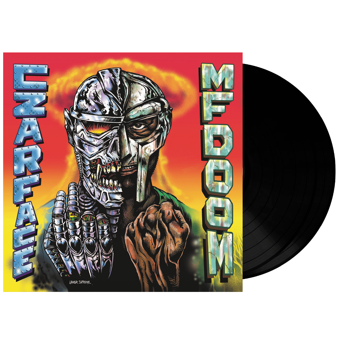 Czarface & MF Doom - Czarface Meets Metal Face Vinyl Record Album