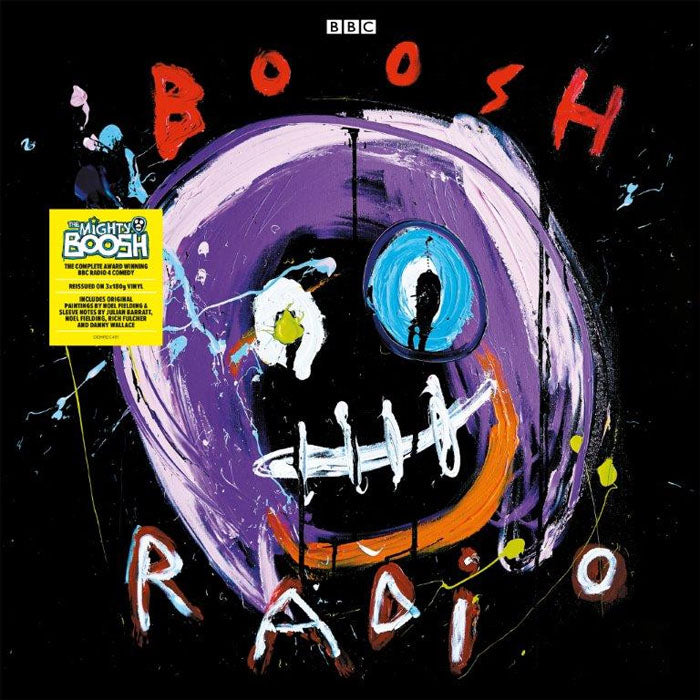 The Mighty Boosh - Complete Radio Series 3LP Vinyl Record Album, Vinyl, X-Records