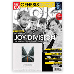 Mojo Magazine - Issue 316 March 2020 Joy Division, Genesis, Curtis Mayfield, Neil Innes + CD