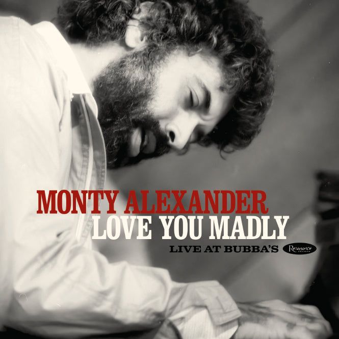 Monty Alexander - Love You Madly: Live At Bubba's (RSD 2020 Black Friday) 2LP Vinyl Record Album