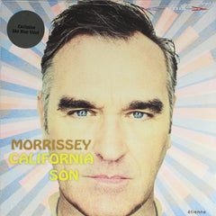 Morrissey ‎– California Son Limited Edition Sky Blue Indie Exclusive Vinyl Record Album