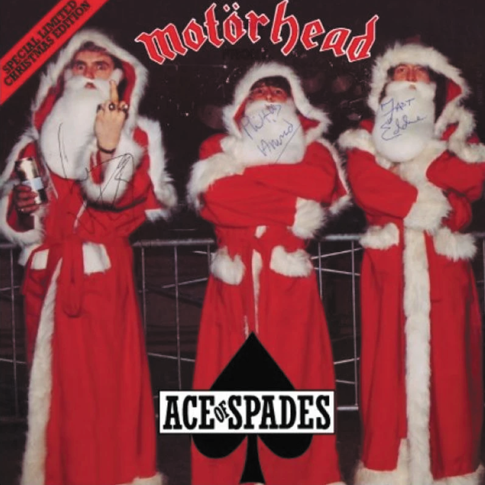 "Motörhead - Ace of Spades (RSD 2020 Black Friday) Red Colour 12"" Vinyl Record"