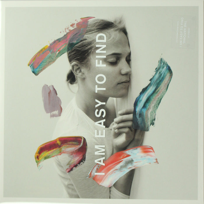 The National ‎– I Am Easy To Find Limited Edition Clear Colour 2LP Vinyl Record