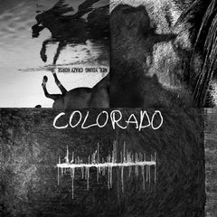 Neil Young & Crazy Horse - Colorado 140g 2LP Etched Vinyl Record Album, Vinyl, X-Records