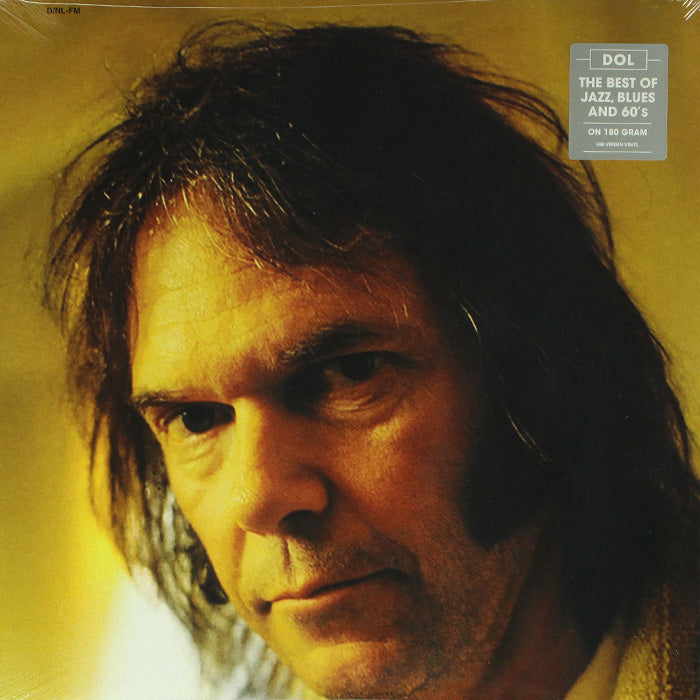 Neil Young & Crazy Horse ‎– Live In Europe, 1989 180g Vinyl Record