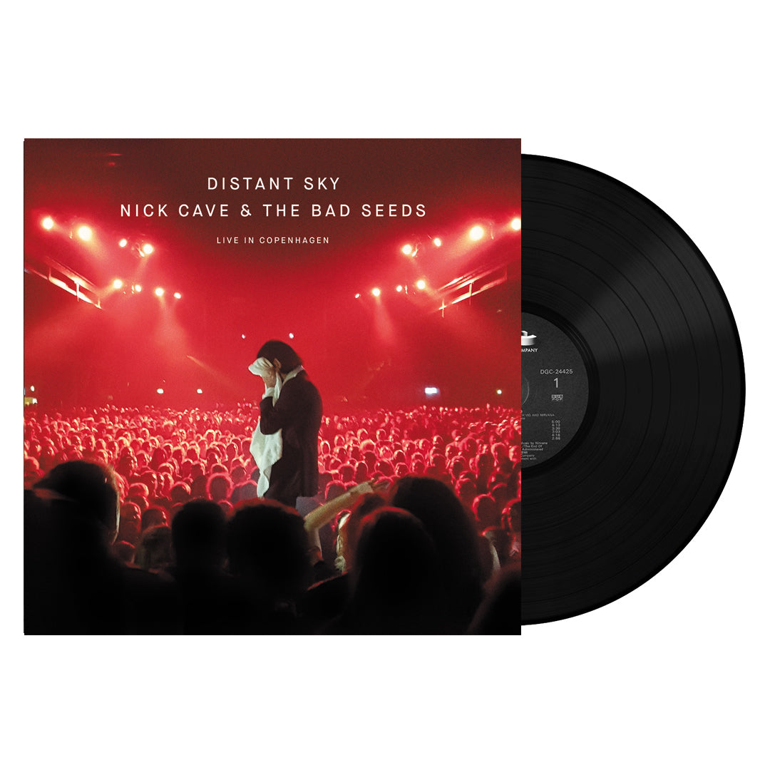 Nick Cave & The Bad Seeds ‎– Distant Sky (Live In Copenhagen) Vinyl Record Album