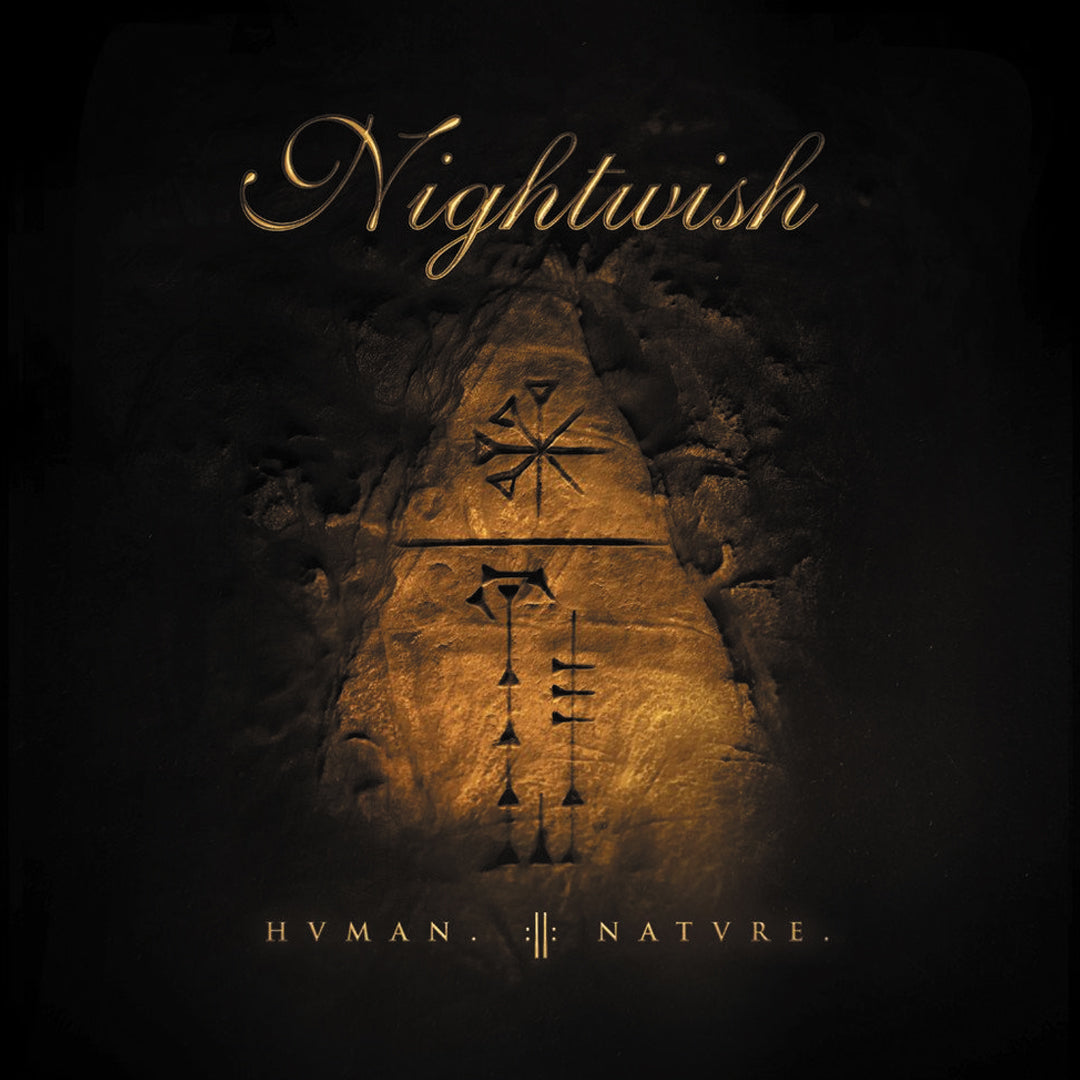 Nightwish - HUMAN. :II: NATURE 3LP Black Vinyl Record Album + 12p Booklet