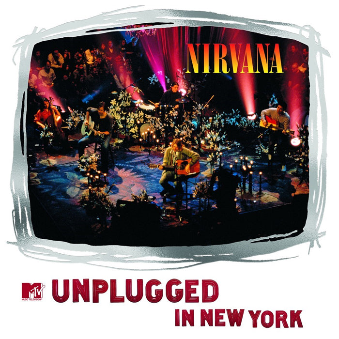 Nirvana -	MTV Unplugged In New York (25th Anniversary) Expanded Edition 2LP Vinyl Record Album