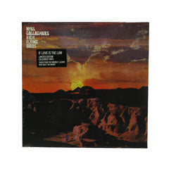 "Noel Gallagher's High Flying Birds ‎– If Love Is The Law 12"" Colour Vinyl Record, Vinyl, X-Records"