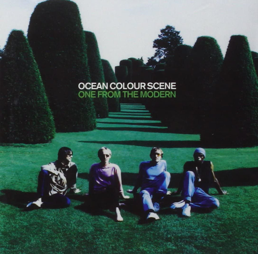 Ocean Colour Scene - One From The Modern (RSD 2020 Drop One) 2LP Green Colour Vinyl Record Album
