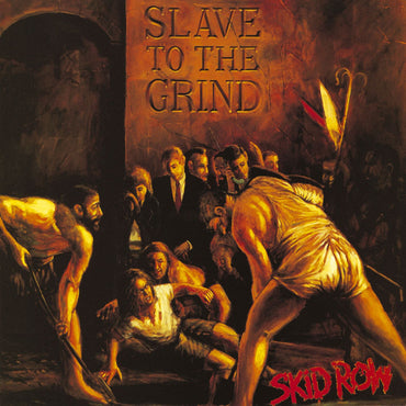 Skid Row - Slave to the Grind (RSD 2020 Drop Three) 2LP 180g Red Colour Vinyl Record Album