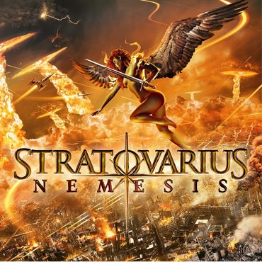 Stratovarius - Nemesis (RSD 2020 Drop Three) White Colour Vinyl Record Album