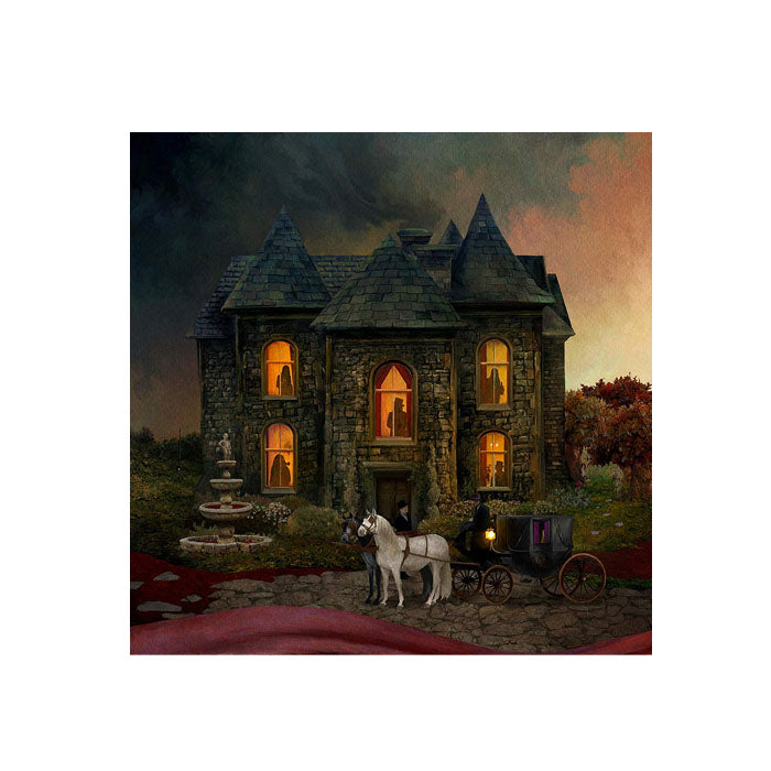 Opeth - In Cauda Venenum Digipak  2CD  Album, CD, X-Records