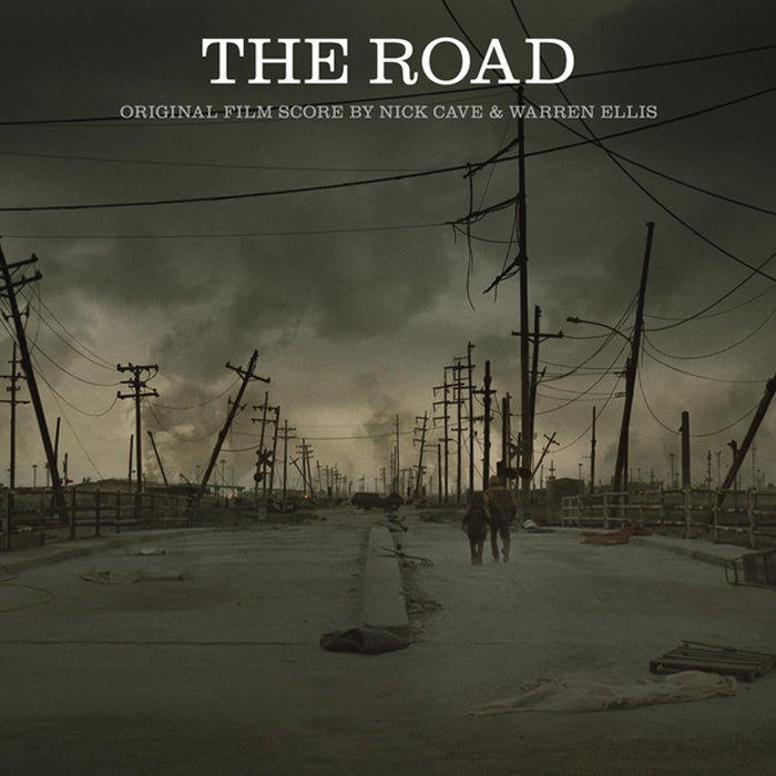 Nick Cave & Warren Ellis	- The Road Soundtrack Grey Smoke Colour Vinyl Record, Vinyl, X-Records