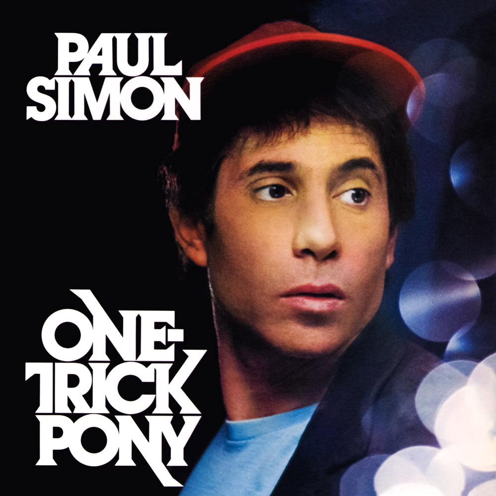 Paul Simon - One Trick Pony (National Album Day Edition) Blue Colour Vinyl Record Album
