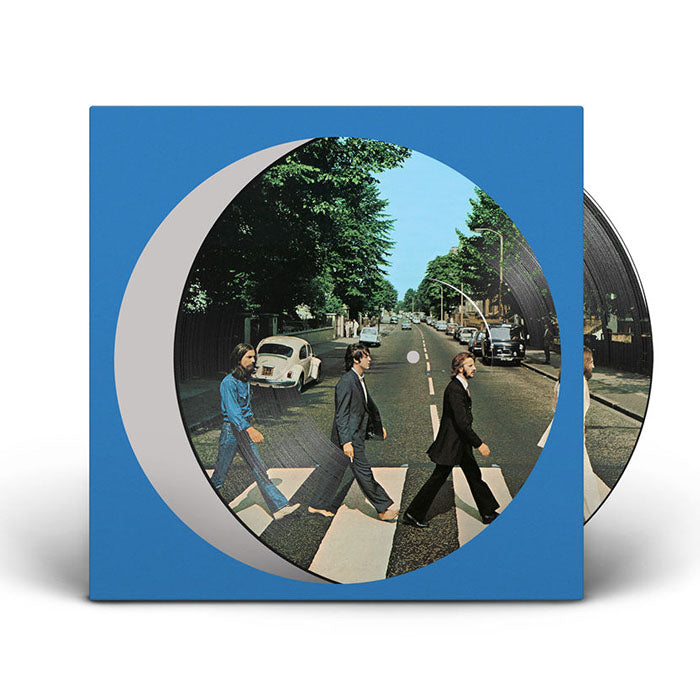 The Beatles - Abbey Road (50th Anniversary) 180g Picture Disc Vinyl Record Album, Vinyl, X-Records