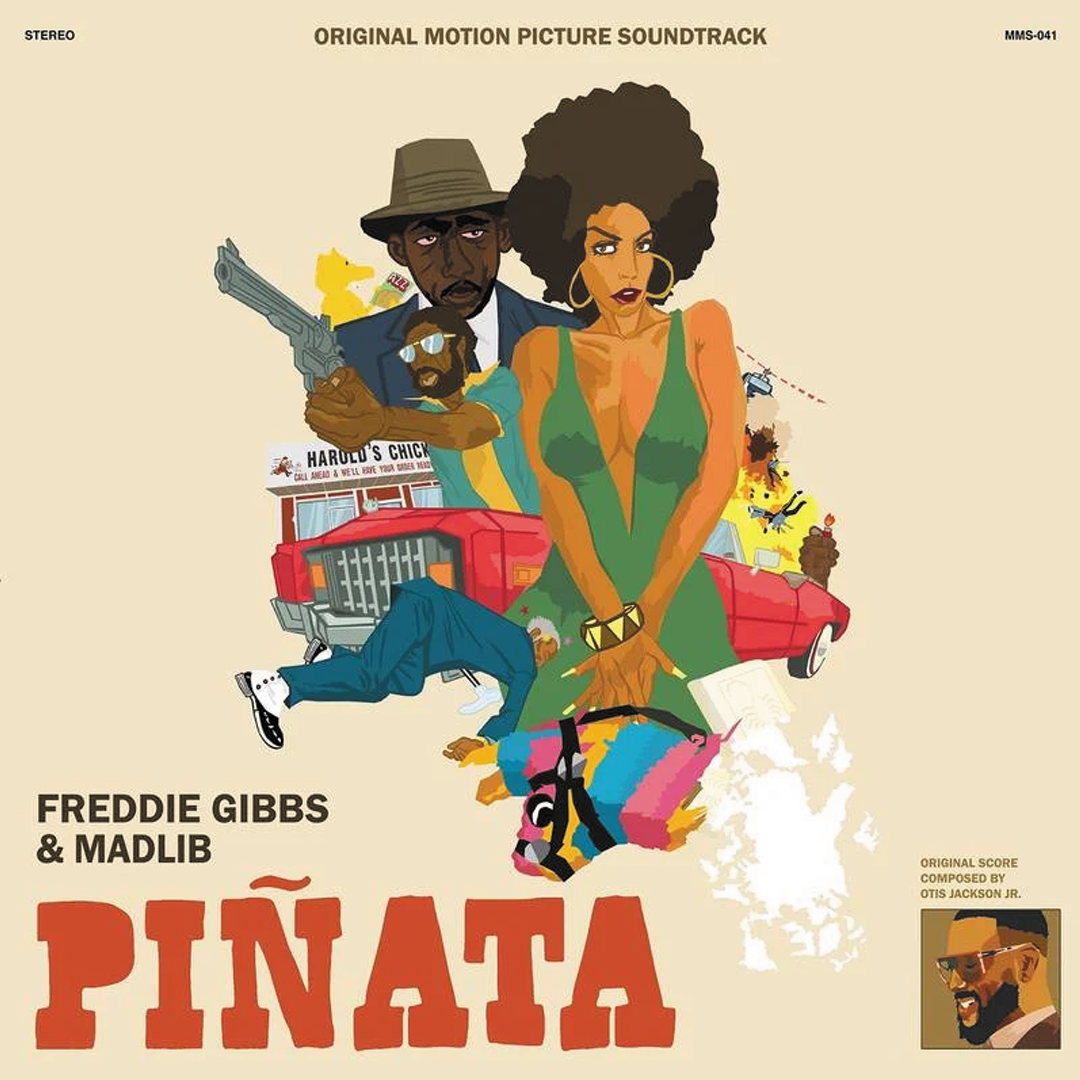 Freddie Gibbs & Madlib - Pinata (The 1974 Version) (RSD 2020 Drop Three) Vinyl Record Album