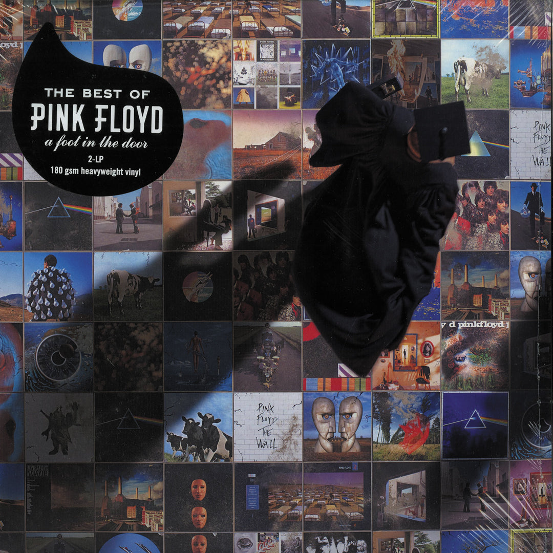 Pink Floyd ‎– A Foot In The Door (The Best Of Pink Floyd) 2LP 180g Vinyl Record Album