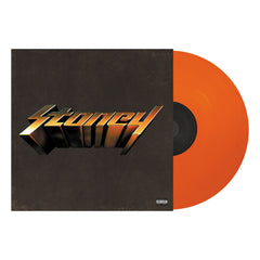 Post Malone ‎– Stoney 2LP Orange Swirl Colour Vinyl Record Album