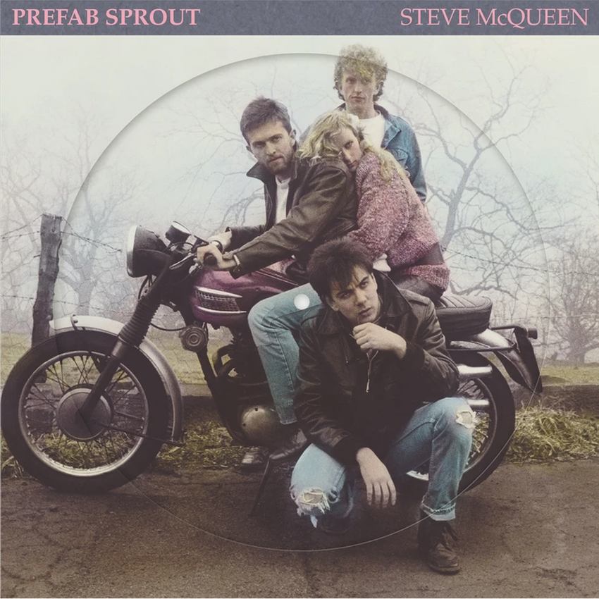 Prefab Sprout - Steve McQueen (National Album Day) Picture Disc Vinyl Record Album