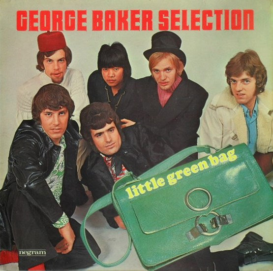 George Baker Selection - Little Green Bag (RSD 2020 Black Friday) Green Colour Vinyl Record Album