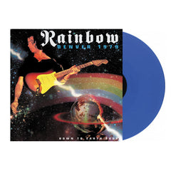 Rainbow - Denver 1979 Limited Edition 2LP Blue Colour Vinyl Record Album