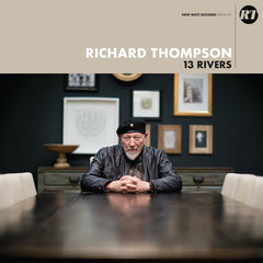 Richard Thompson ‎– 13 Rivers 2LP Vinyl Record Album, Vinyl, X-Records