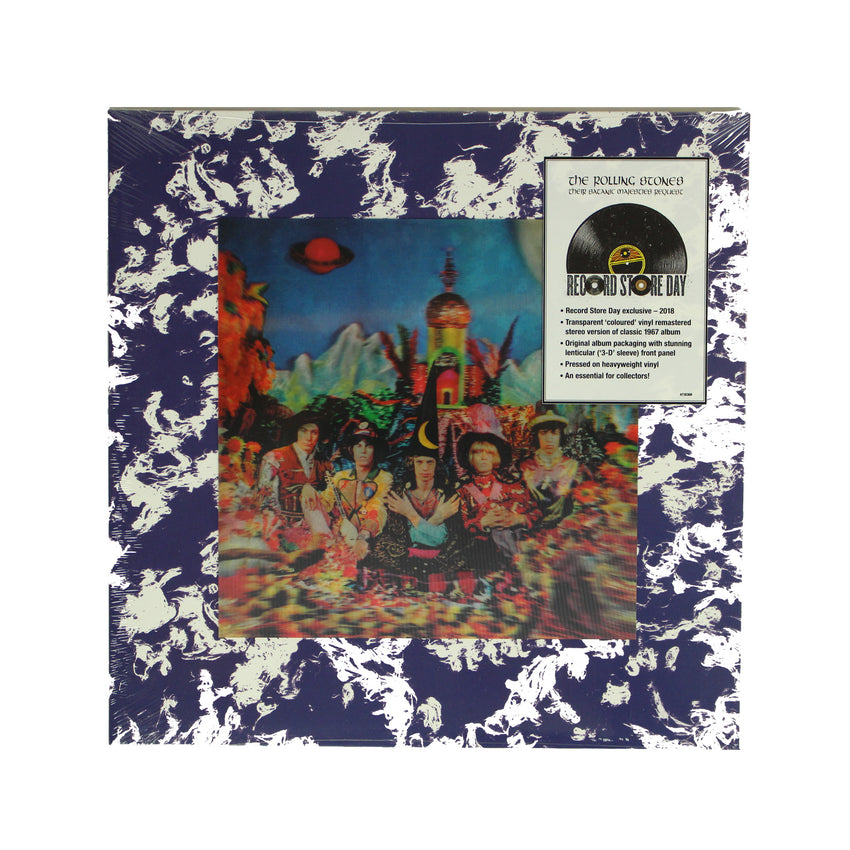 "Rolling Stones ‎– Their Satanic Majesties Request RSD 12"" Vinyl Record, Vinyl, X-Records"