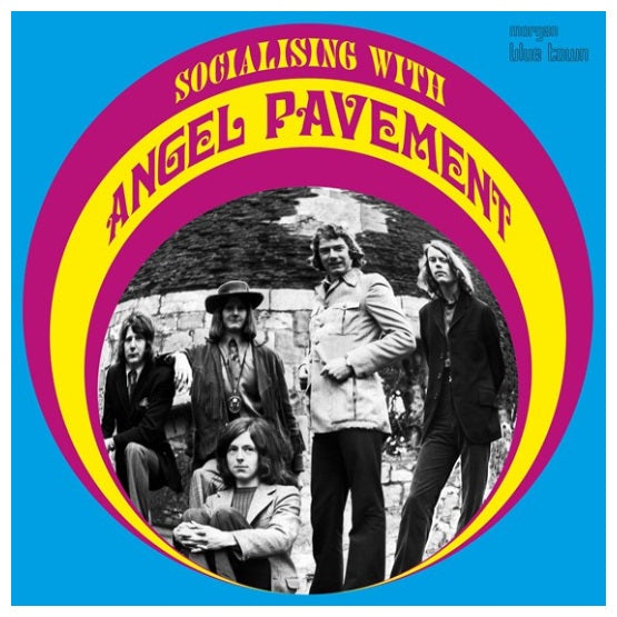 Angel Pavement - Socialising With Angel Pavement RSD 2019 Vinyl Record
