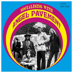 Angel Pavement - Socialising With Angel Pavement RSD 2019 Vinyl Record, Vinyl, X-Records