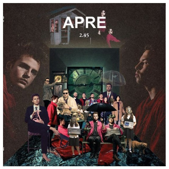 Apre ‎– 2.45 Record Store Day RSD 2019 Limited Edition Vinyl Record