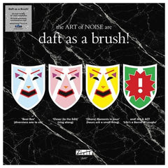 The Art Of Noise ‎– Daft As A Brush! RSD 2019 Limited Edition Vinyl Record Boxset
