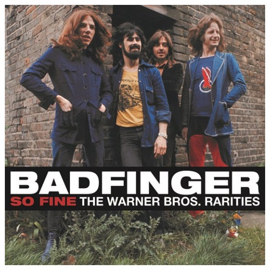 Badfinger ‎– So Fine The Warner Bros. Rarities RSD 2019 Limited Vinyl Record