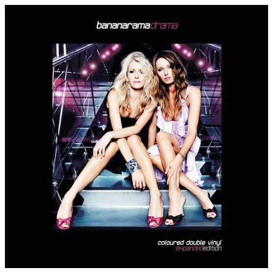 Bananarama ‎– Drama RSD 2019 Limited Edition Colour Vinyl Record