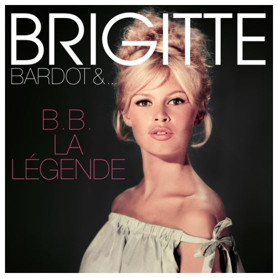 Brigitte Bardot ‎– B.B. La Légende RSD 2019 Limited Edition Colour Vinyl Record