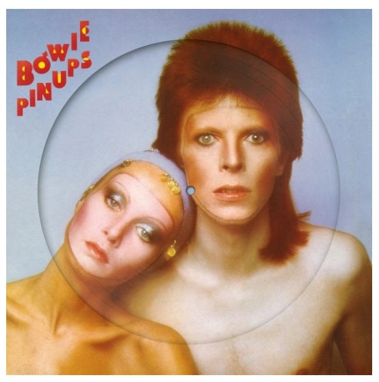 David Bowie - Pinups RSD 2019 Limited Edition Picture Disc Vinyl Record, Vinyl, X-Records