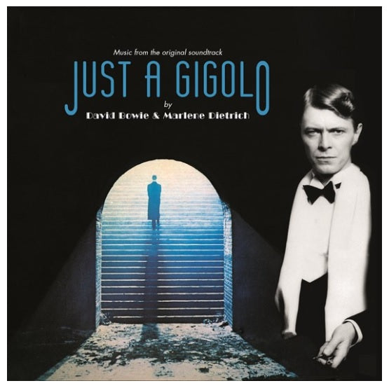 "David Bowie - Just A Gigolo Soundtrack RSD 2019 Limited Edition 7"" Vinyl Record, Vinyl, X-Records"