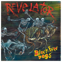 The Black Eyed Dogs ‎– Revelator RSD 2019 Limited Edition Vinyl Record