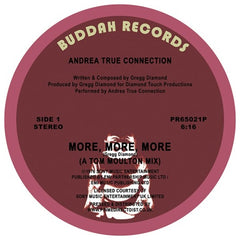 Andrea True Connection ‎– More, More, More RSD 2019 Limited Edition Vinyl Record, Vinyl, X-Records