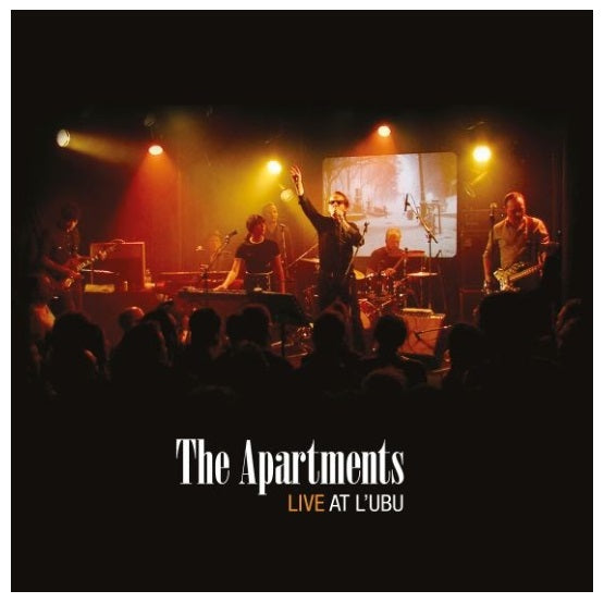 The Apartments ‎– Live At L'Ubu RSD 2019 Limited Edition Vinyl Record