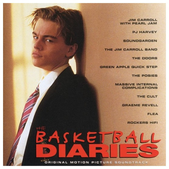 Various ‎– The Basketball Diaries Soundtrack RSD 2019 Colour Vinyl Record