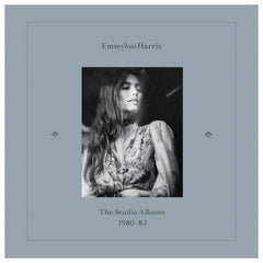 Emmylou Harris ‎– The Studio Albums 1980-83 RSD 2019 Vinyl Record Boxset