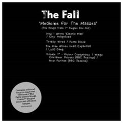 "The Fall - Medicine For The Masses RSD 2019 Limited Edition 4 x 7"" Vinyl Boxset, Vinyl, X-Records"