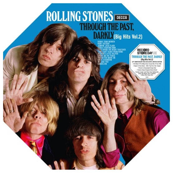 The Rolling Stones ‎– Through The Past Darkly Big Hits 2 RSD 2019 Vinyl Record