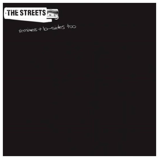 The Streets ‎– Remixes + B-Sides Too RSD 2019 Limited Edition Vinyl Record, Vinyl, X-Records
