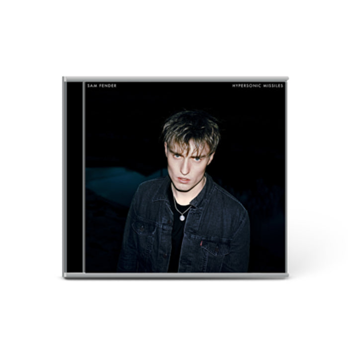 Sam Fender ‎– Hypersonic Missiles CD Album, CD, X-Records